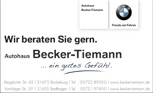 Becker-Tiemann