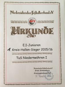 E1-Urkunde